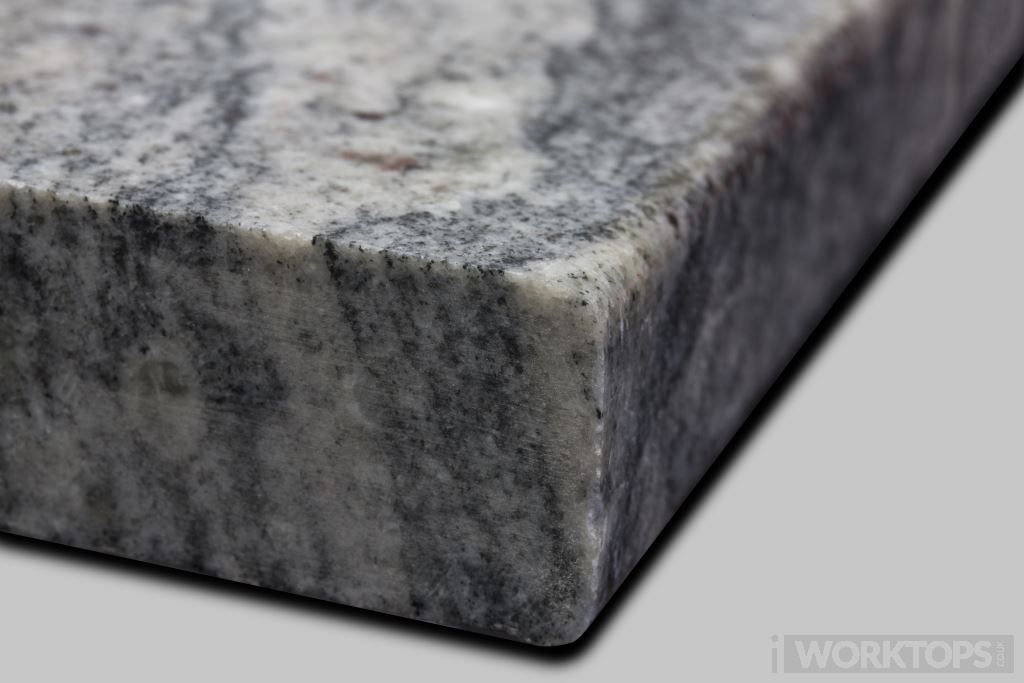 Edge B worktop finish - iWorktops