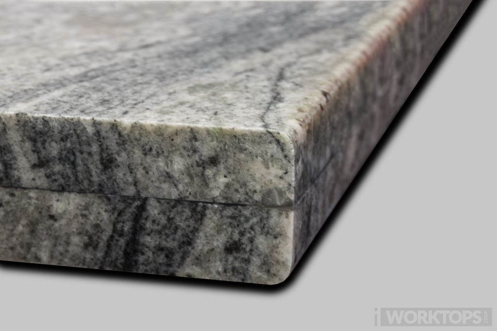 Edge B4 worktop finish - iWorktops