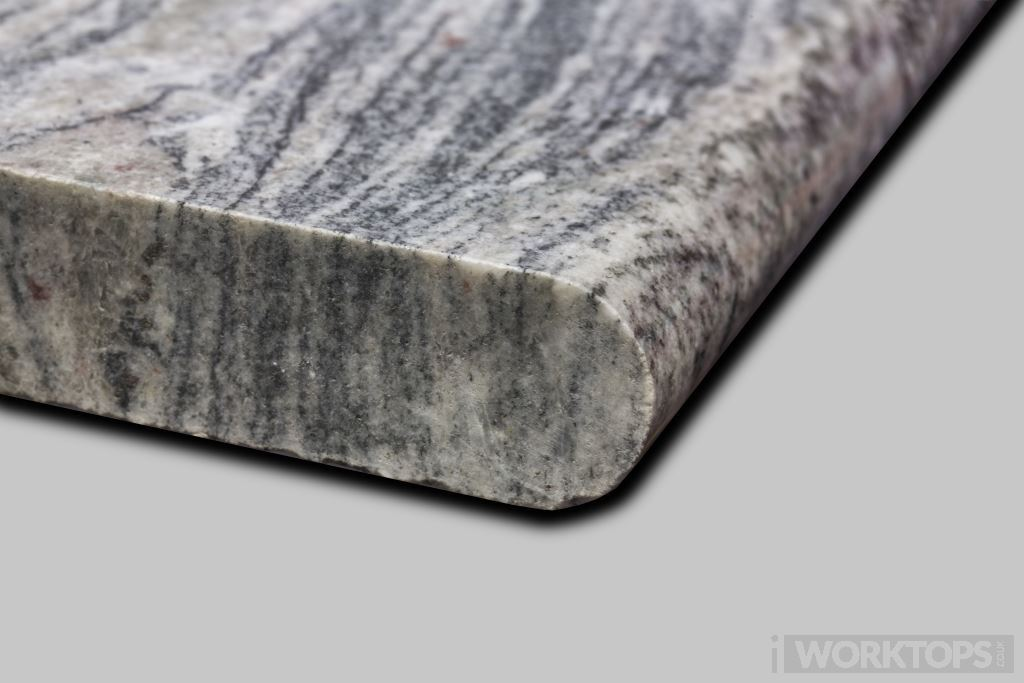 Edge C worktop finish - iWorktops
