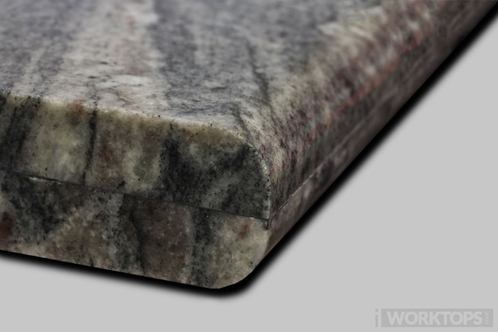 Edge C4 worktop finish - iWorktops
