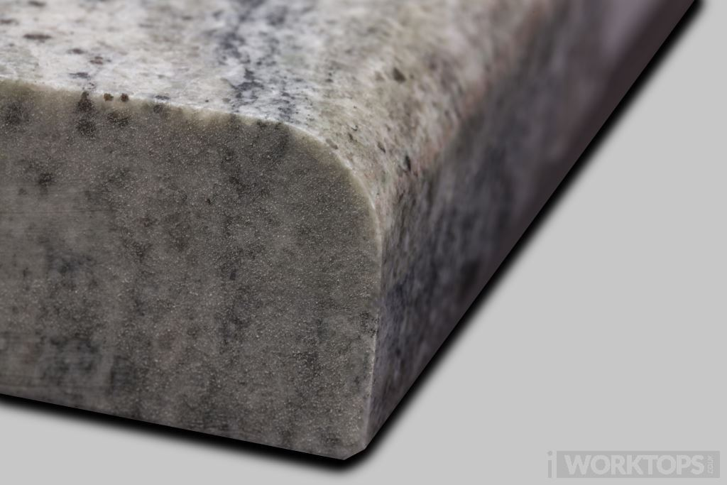 Edge D worktop finish - iWorktops