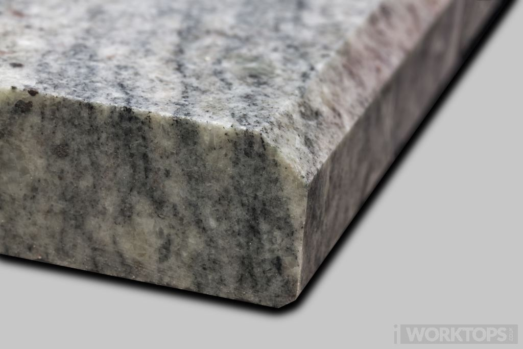 Edge E worktop finish - iWorktops