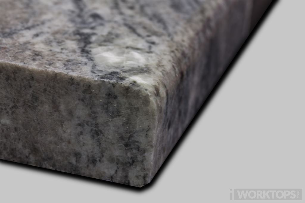Edge G worktop finish - iWorktops