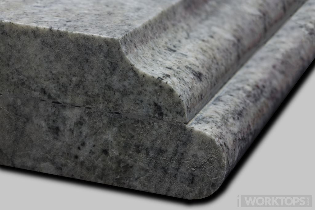 Edge K worktop finish - iWorktops