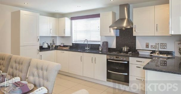 Splashback large and upstands - iWorktops