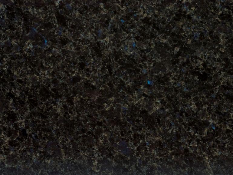 Natural Granite Angolan Blue In The Night
