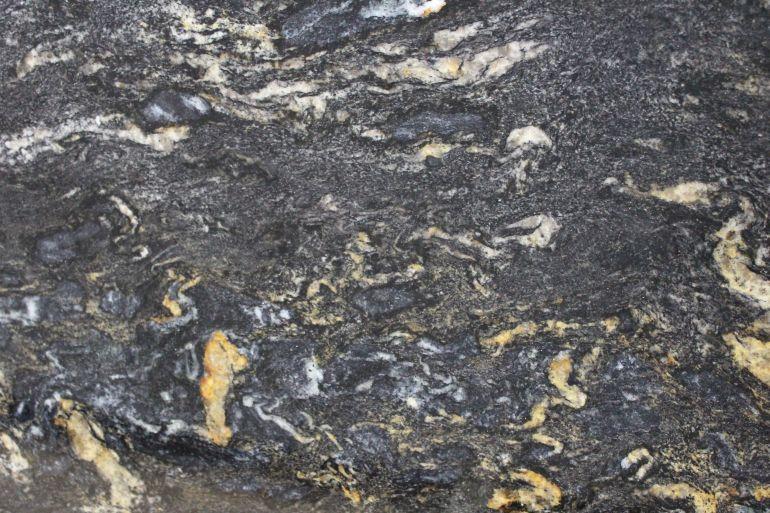 Natural Granite Cosmic Black