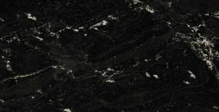 Natural Granite Nero Via Lactea