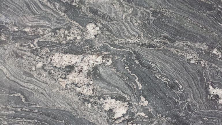 Natural Granite Silver Forrest