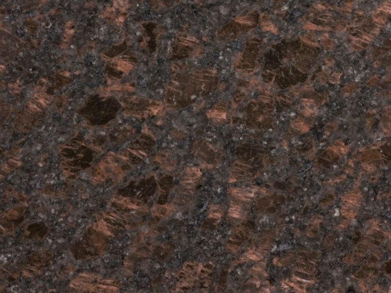 Natural Granite Tan Brown