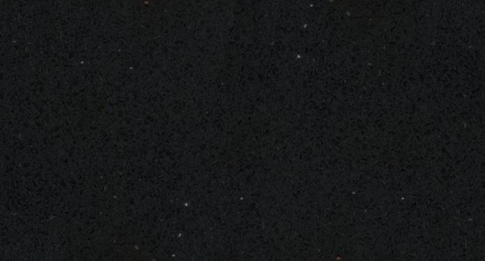 Silestone Negro Stellar worktop