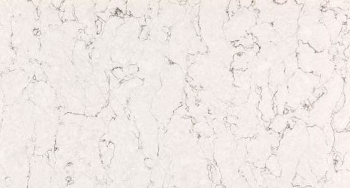 Silestone White Arabesque worktop